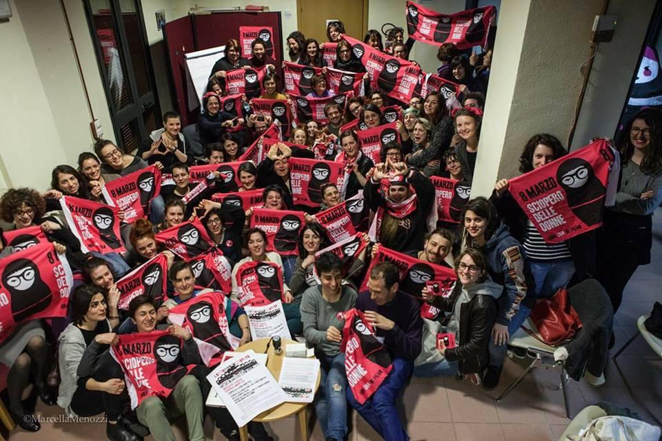 sciopero delle donne 8 marzo 2017