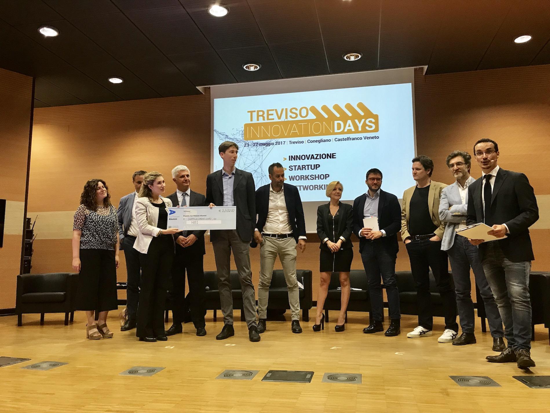 Premio Startup trevigiana dell'anno