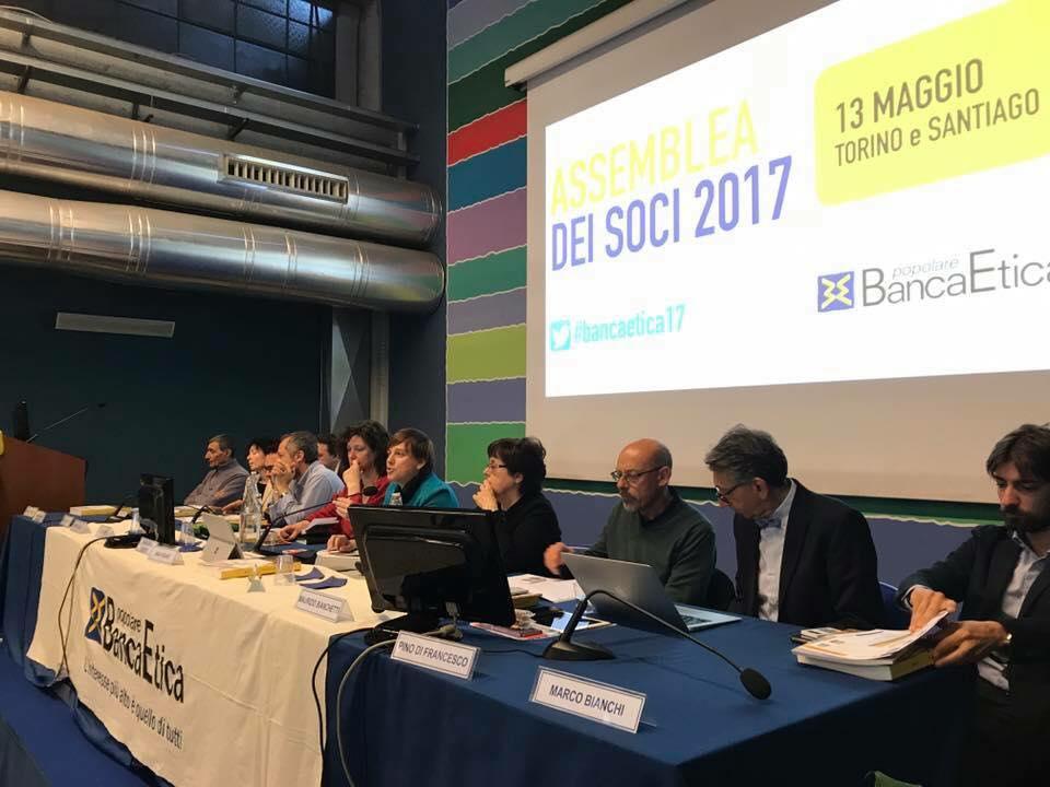 banca etica assemblea dei soci 2017