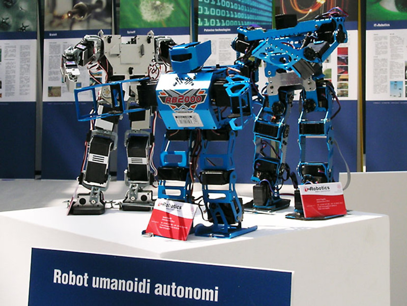 IT+Robotics