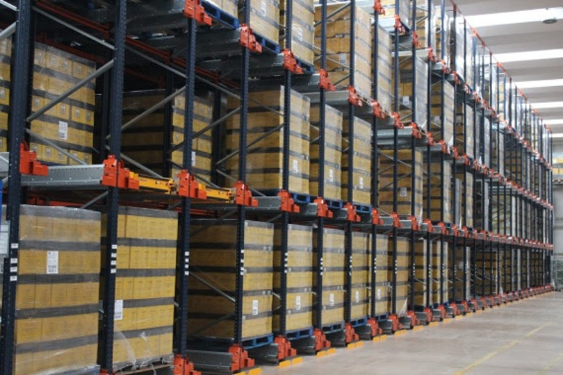 Logistic Net robot Bassano del Grappa