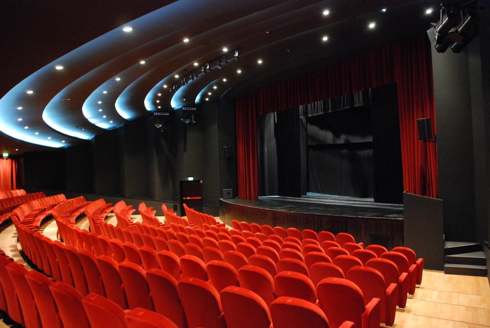 Sala del Ridotto del Teatro Comunale di Vicenza