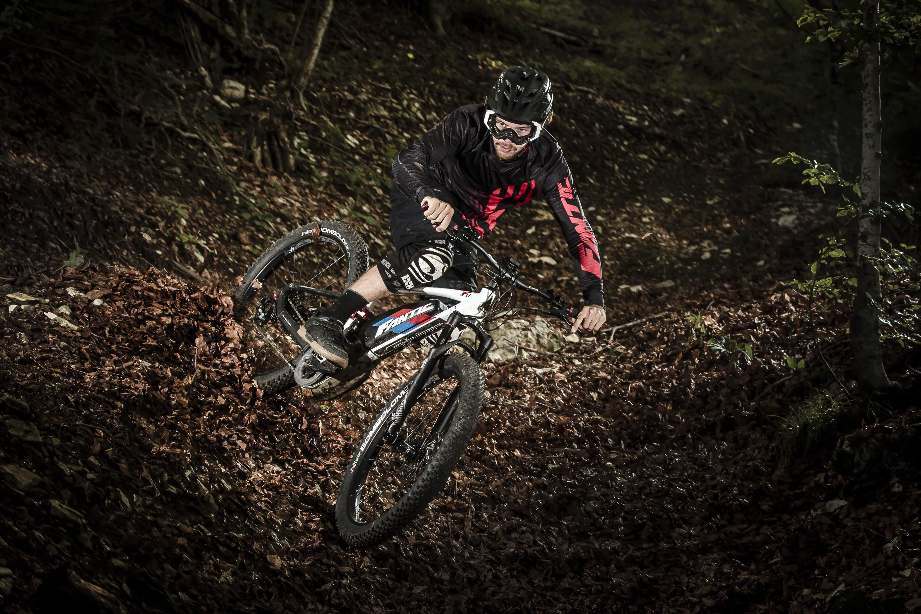 La bicicletta elettrica XF1 Trail di Fantic Motor
