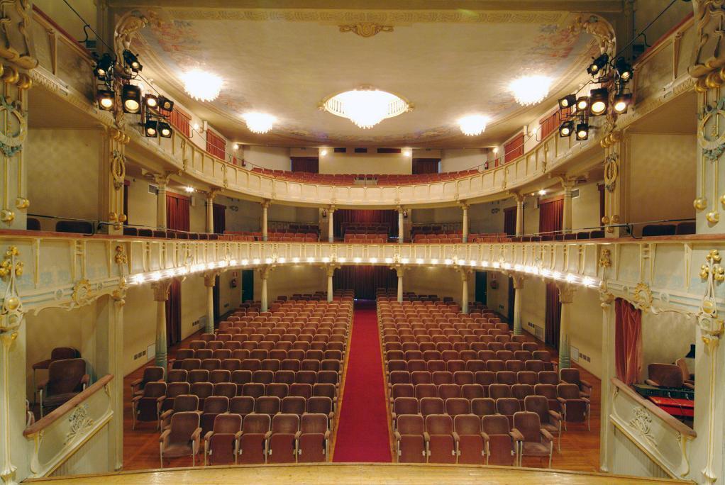 teatro comunale Thiene