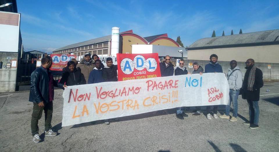 consorzio caseifici protesta