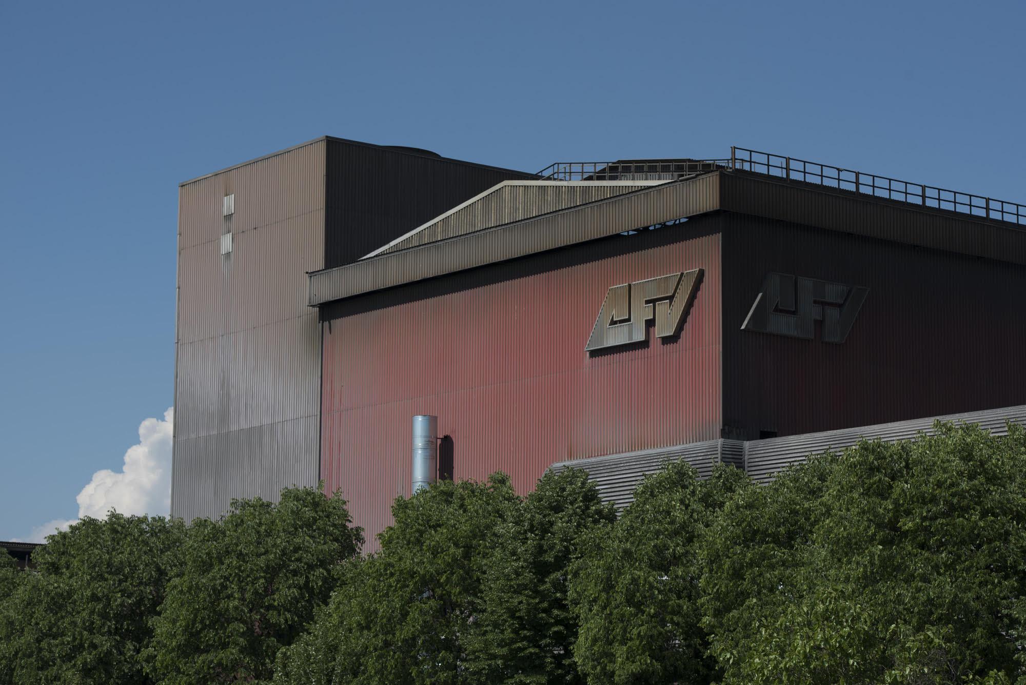 Afv acciaierie Beltrame Vicenza-esterno