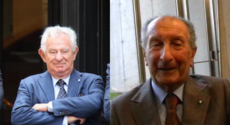 Pietro Marzotto e Giuseppe Nardini