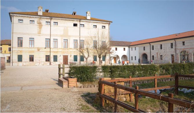 Palazzo Mocenigo a Sandrigo
