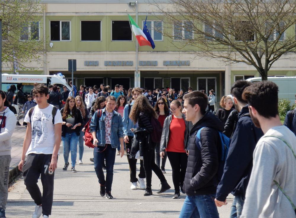 Scuola (Shutterstock)