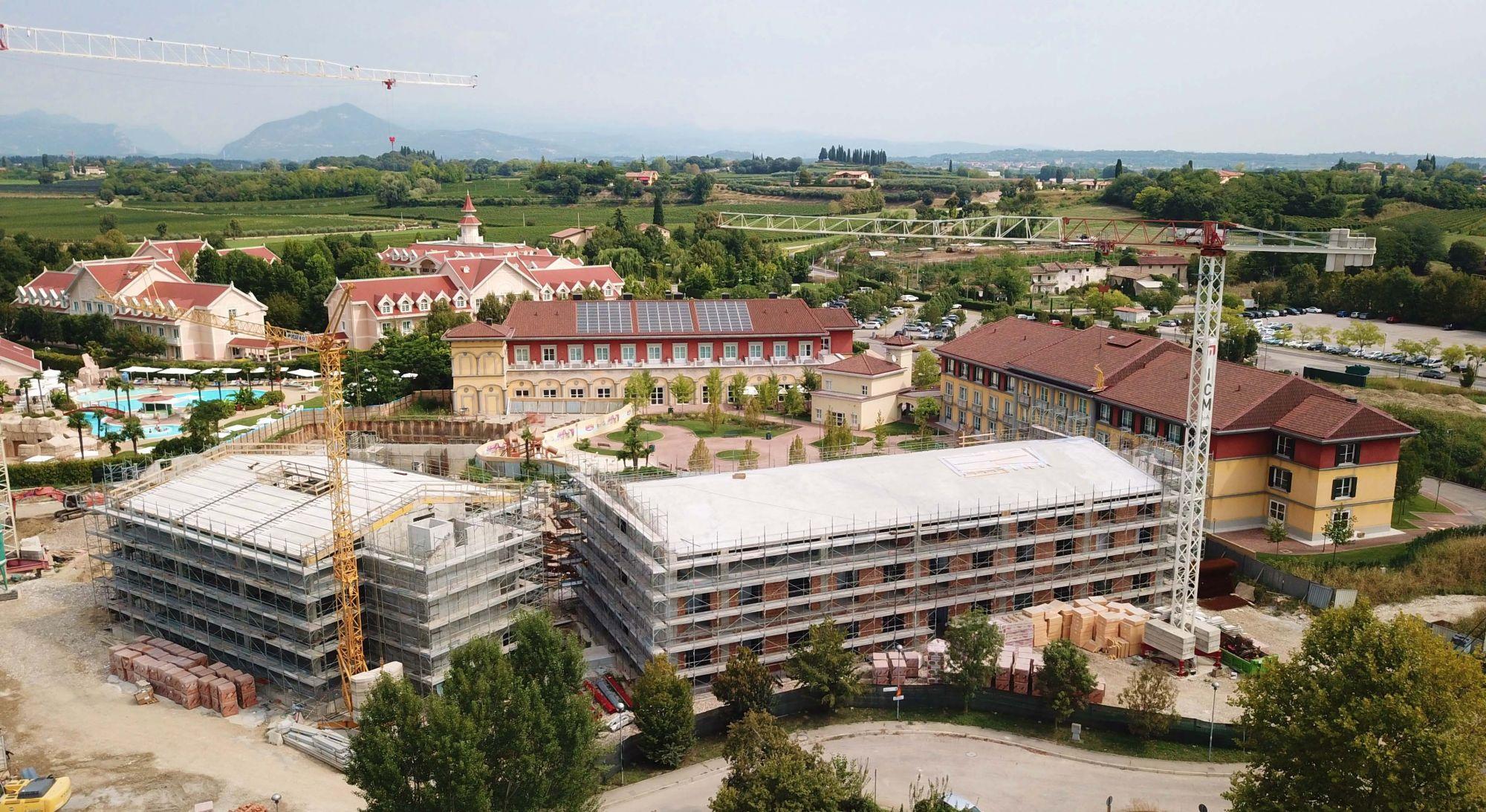 Gardaland Calendario 2020.Gardaland Investe 20 Milioni Per Il Terzo Hotel Apertura A