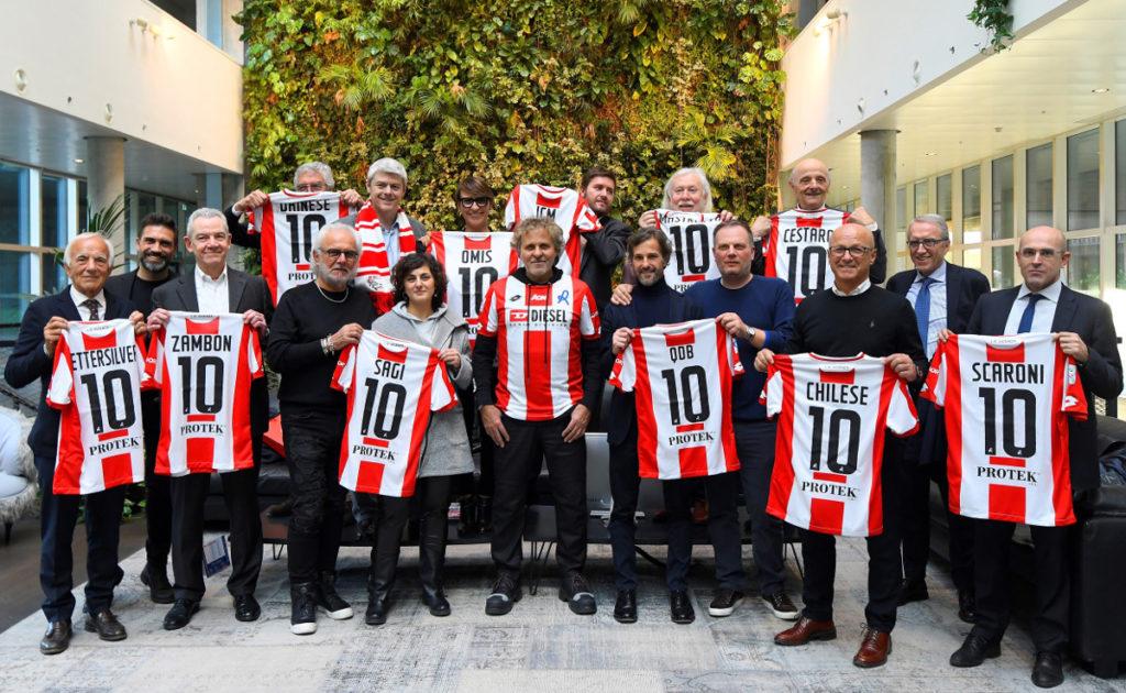 LR Vicenza, 11 imprenditori entrano nella squadra di Renzo Rosso