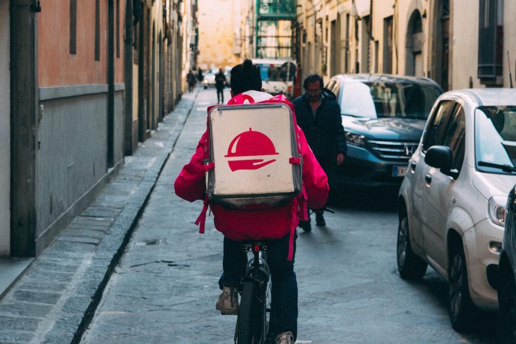 Sciopero dei rider a Padova, Just Eat: «Cerchiamo soluzioni a tutela dei lavoratori»