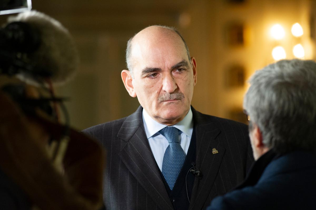 Giuseppe Governale, direttore Dia – foto Imagoeconomica
