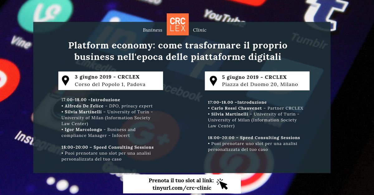 Business Speed incontri Milano