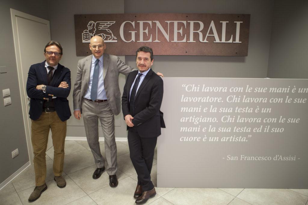 Generali, l'agenzia di Montebelluna prima B-Corp assicurativa in Veneto