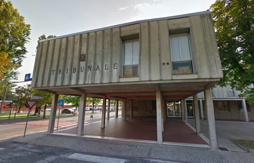 L'ex tribunale di Dolo (fonte Google Maps)