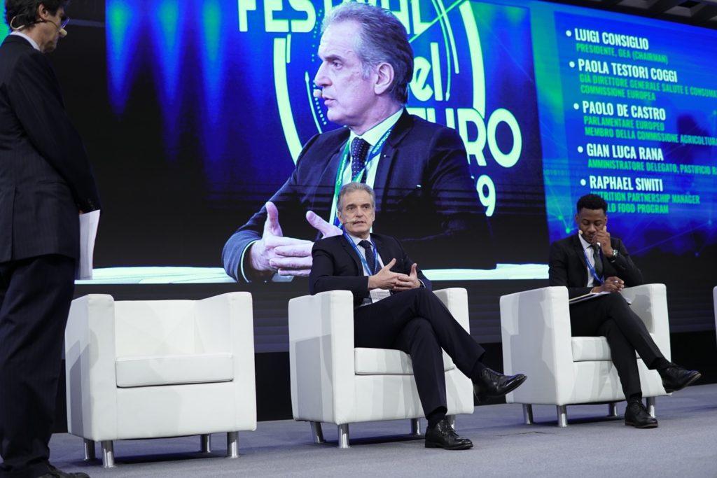 Festival del Futuro, Gian Luca Rana: «Nutrizione ecosistema innovativo»