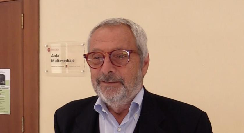 Roberto Cicucco (foto YouTube)