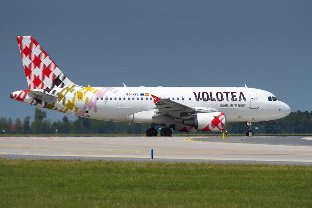 Volotea, nuovi voli da Venezia e Verona - VenetoEconomia